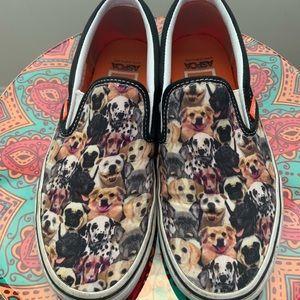 Slip-on Dog Vans